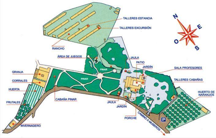 Campamento verano en inglés, para niños de 5 a 12 años, a 15 Km de Valencia