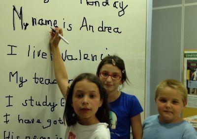 Campus Study Centre idiomas niños